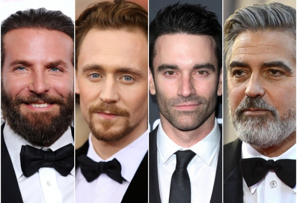 Actors Who Look Dazzling With or Without a Beard